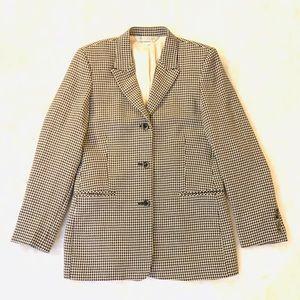 100% Wool Austin Reed Vintage Blazer Like New!